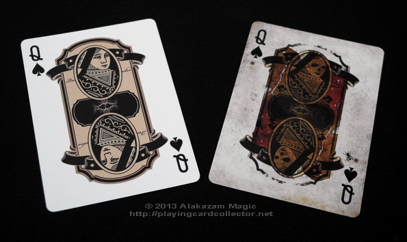 Bicycle-Dr-Jekyll-and-Mr-Hyde-Playing-Cards-Queen-of-Spades