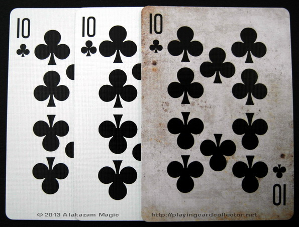 Bicycle-Dr-Jekyll-and-Mr-Hyde-Playing-Cards-Ten-of-Clubs-comparison