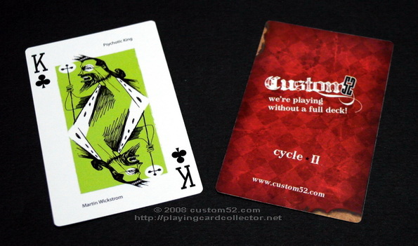 Custom52-Playing-Cards-Cycle-2-King-of-Clubs