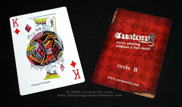 Custom52-Playing-Cards-Cycle-2-King-of-Diamonds