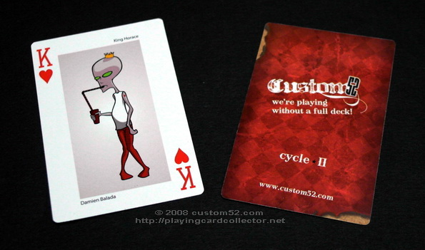 Custom52-Playing-Cards-Cycle-2-King-of-Hearts