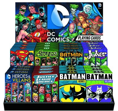 DC_Comics_Playing_Cards