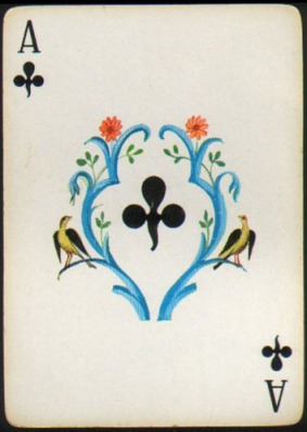 Espana_Imperial_Fournier_Playing_Cards_Ace_of_Clubs