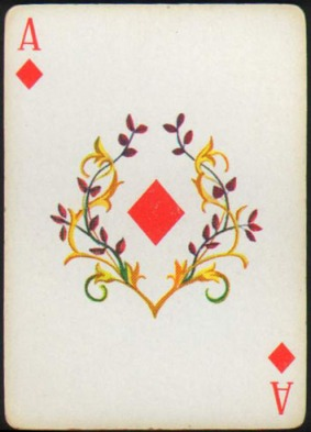 Espana_Imperial_Fournier_Playing_Cards_Ace_of_Diamonds