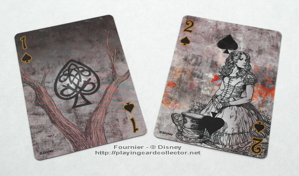 Fournier-Alice-in-Wonderland-Playing-Cards-Ace-of-Spades