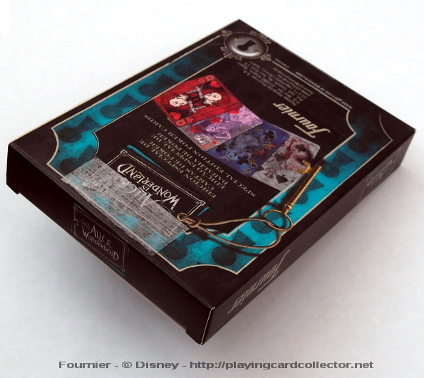 Fournier-Alice-in-Wonderland-Playing-Cards-box-back