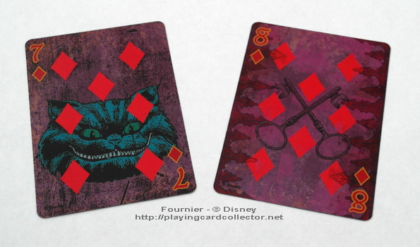 Fournier-Alice-in-Wonderland-Playing-Cards-Diamonds-7-8