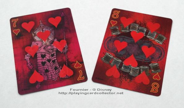 Fournier-Alice-in-Wonderland-Playing-Cards-Hearts-7-8