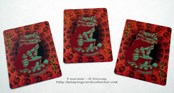 Fournier-Alice-in-Wonderland-Playing-Cards-Joker