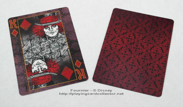Fournier-Alice-in-Wonderland-Playing-Cards-King-of-Diamonds