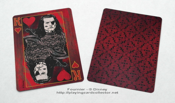 Fournier-Alice-in-Wonderland-Playing-Cards-King-of-Hearts