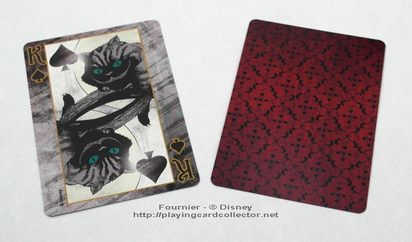 Fournier-Alice-in-Wonderland-Playing-Cards-King-of-Spades
