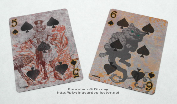 Fournier-Alice-in-Wonderland-Playing-Cards-Spades-5-6