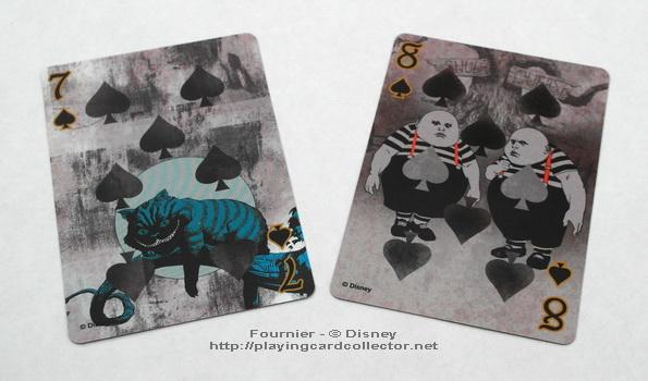 Fournier-Alice-in-Wonderland-Playing-Cards-Spades-7-8