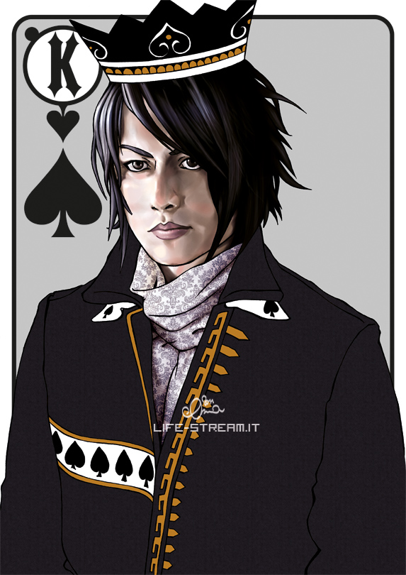 The King of Spades. King_of_Spades_by_StrangeParadise  sc 1 st  PLAYING CARDS + ART u003d COLLECTING & DeviantART: Playing Cards by Yuna Hikari | PLAYING CARDS + ART ...