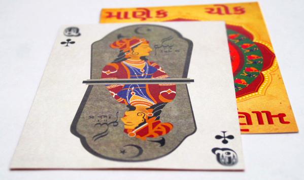Manek_Chowk_Playing_Cards_by_Jyoti_Mann_Queen