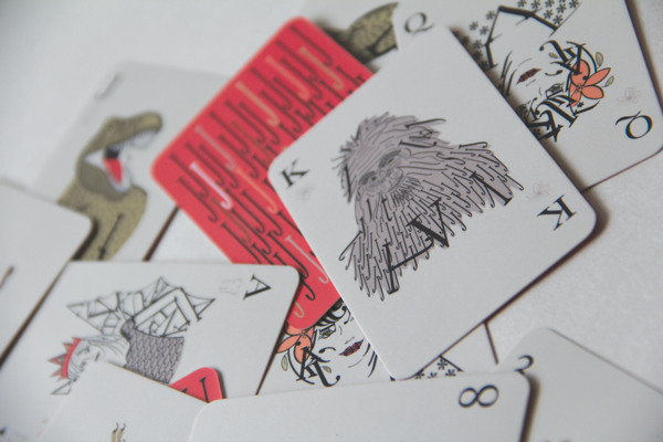 Mythical_Typographic_Playing_Cards_by_Megan_Pittam_7