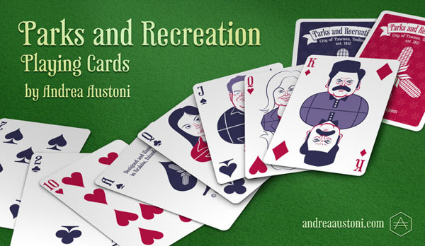 Parks_and_Recreation_Playing_Cards_by_Andrea_Austoni