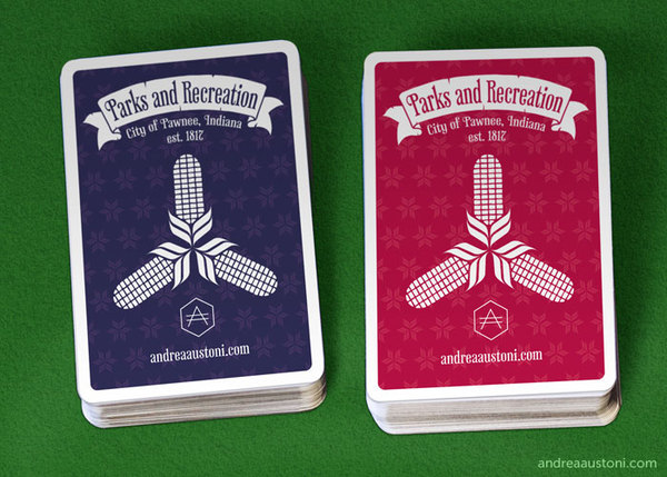 Parks_and_Recreation_Playing_Cards_by_Andrea_Austoni_back
