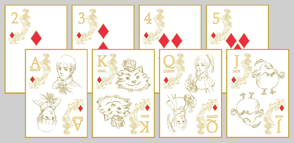 Platoon_Playing_Cards_by_Laura_LoForese_Diamonds
