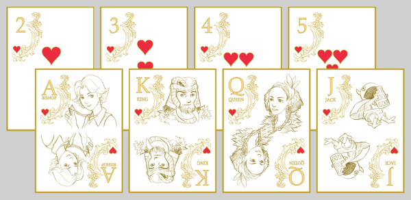 Platoon_Playing_Cards_by_Laura_LoForese_Hearts