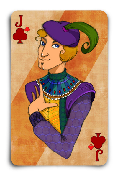 Playing-Cards-by-Gokce-Gurellier-Jack-of-Clubs