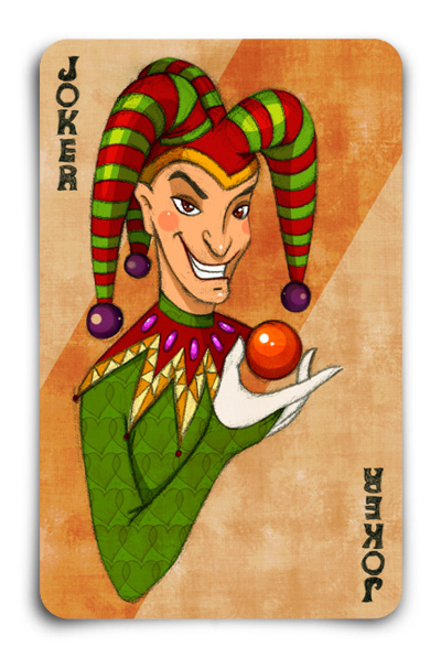 Playing-Cards-by-Gokce-Gurellier-Joker