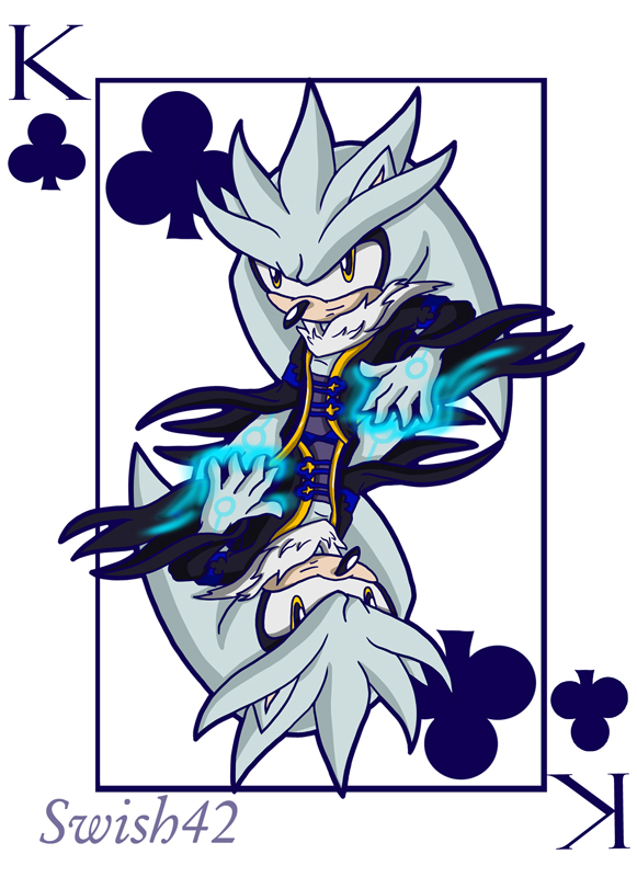 Sonic_Playing_Cards_by_Swish42_King_of_Clubs