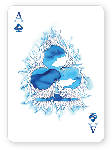 Watercolor_Playing_Cards_by_Cansu_Cengiz_Ace_of_Clubs