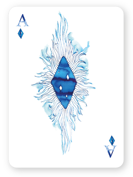 Watercolor_Playing_Cards_by_Cansu_Cengiz_Ace_of_Diamonds