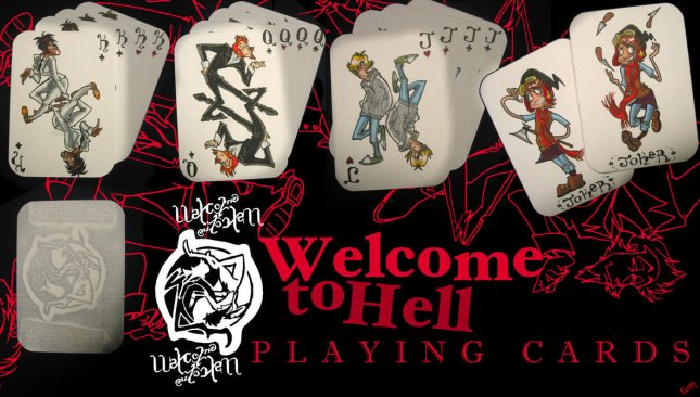 Welcome_to_Hell_Playing_Cards_by_real_faker
