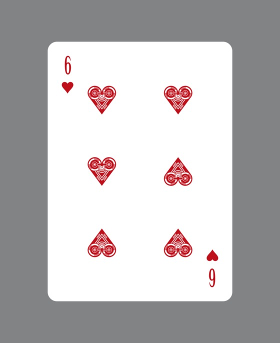 Belive_Playing_Cards_Six_of_Hearts
