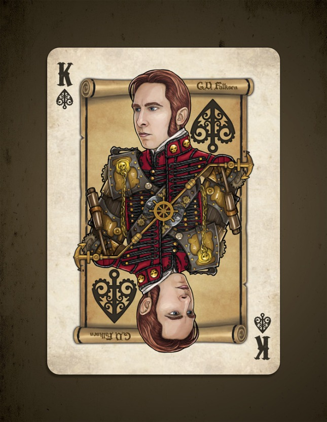 ... Pirates Playing Cards by Nat Iwata | PLAYING CARDS + ART = COLLECTING