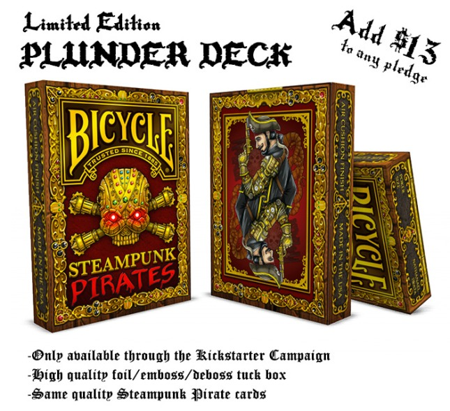 Bicycle_Steampunk_Pirates_Playing_Cards_Plunded_Deck