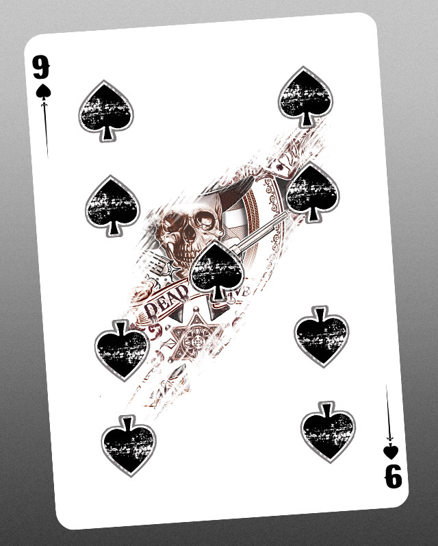 Bicycle_Wanted_Dead_or_Alive_Playing_Cards_Nine_of_Spades