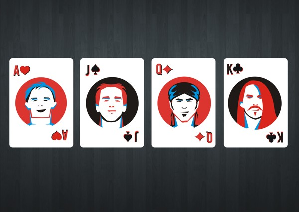 Red-Hot-Chili-Peppers-Playing-Cards-by-Gurleen-Kaur-Court-Cards