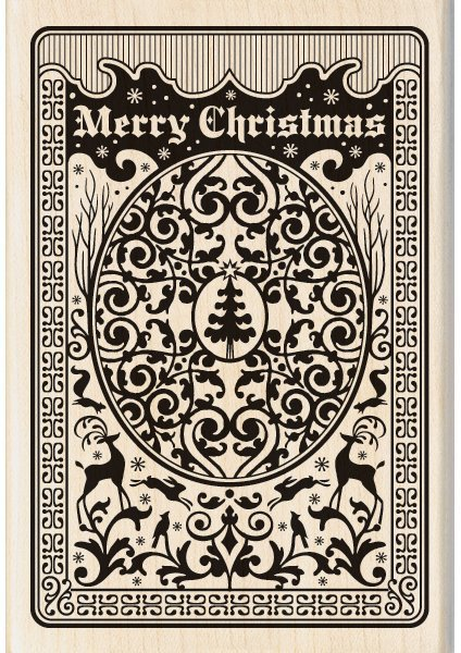 Christmas-Playing-Card-Back-Design-by-Inkadinkado