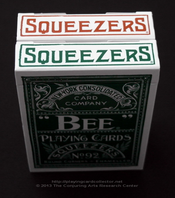 Erdnase-216-Bee-Squeezers-Playing-Cards-box-top