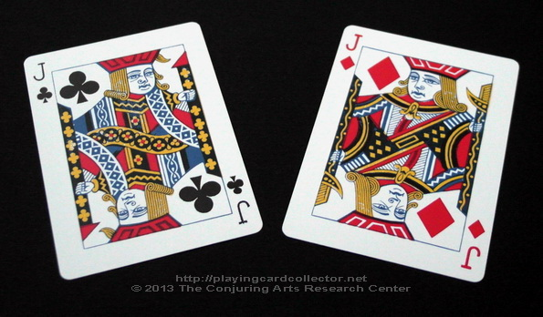 Erdnase-216-Bee-Squeezers-Playing-Cards-Jack-of-Clubs
