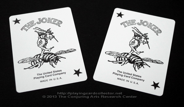 Erdnase-216-Bee-Squeezers-Playing-Cards-Jokers