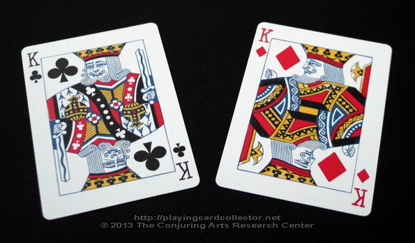 Erdnase-216-Bee-Squeezers-Playing-Cards-King-of-Diamonds
