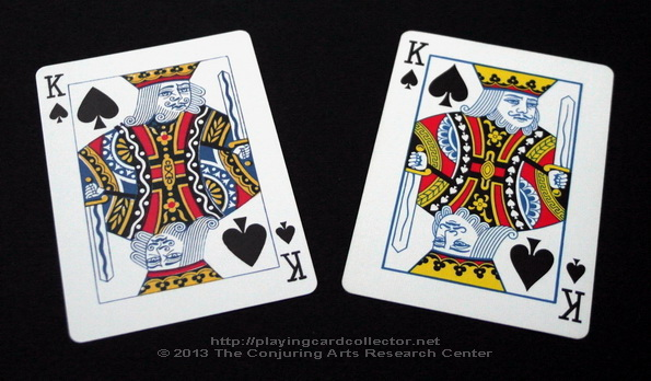Erdnase-216-Bee-Squeezers-Playing-Cards-King-of-Spades-comparison