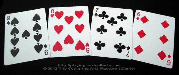Erdnase-216-Bee-Squeezers-Playing-Cards-Number-Cards