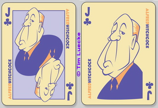 Film-Directors-Playing-Cards-Jack-of-Clubs-Alfred-Hitchcock