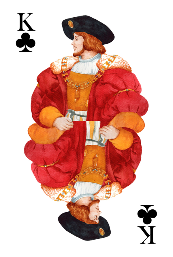 King_of_Clubs_by_Oksana_Pushnjak