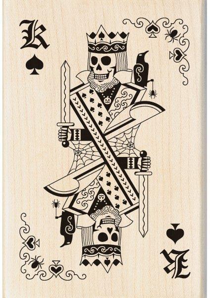 Playing Card Art: Playing Cards by Inkadinkado | PLAYING CARDS + ART ...