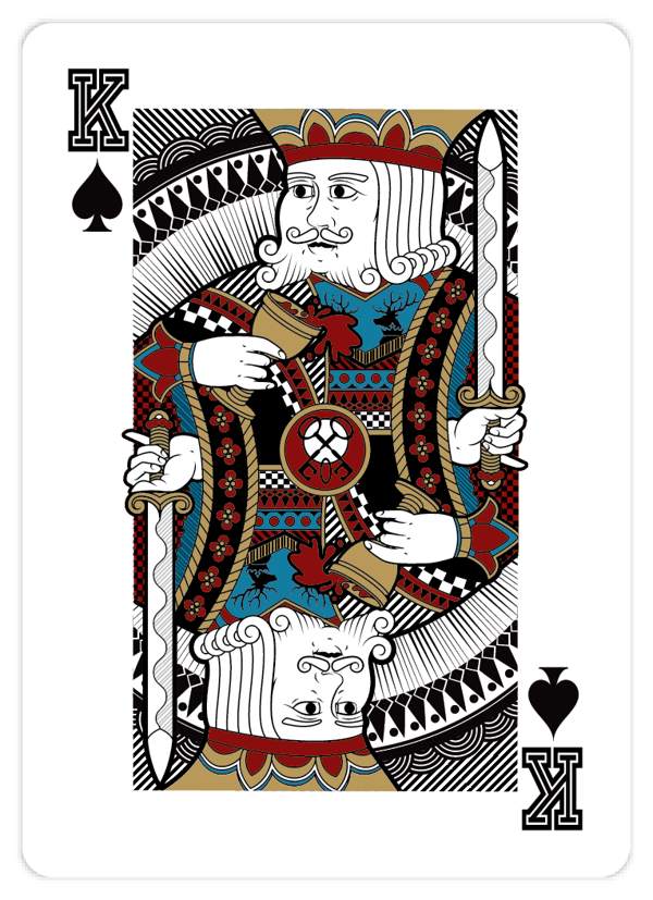 Playing_Cards_by_John_Powell_King_of_Spades