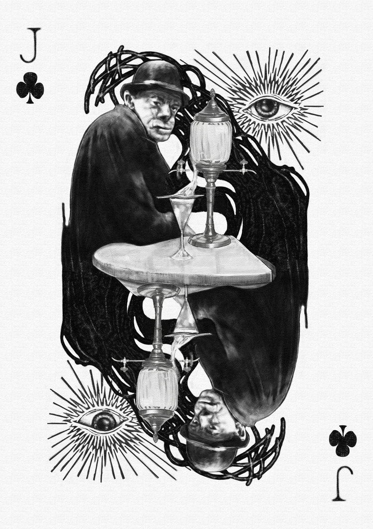 Jack Of Clubs Tattoo