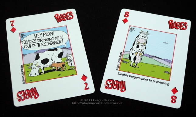 Rubes-Cartoon-Playing-Cards-Diamonds-7-8