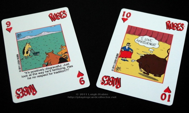 Rubes-Cartoon-Playing-Cards-Hearts-9-10